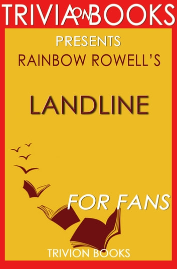 Landline Rainbow Rowell Ebook