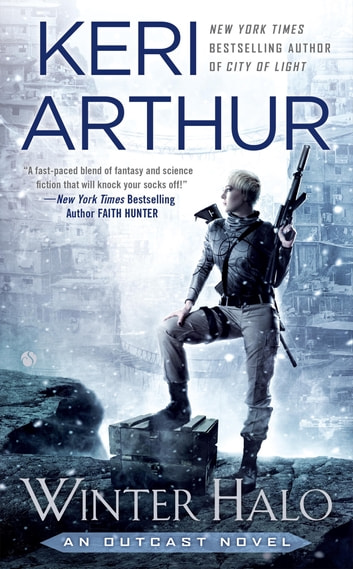 Winter Halo ebook by Keri Arthur