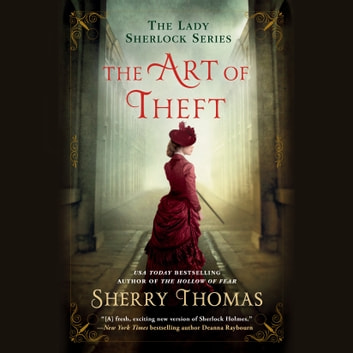The Art of Theft audiobook by Sherry Thomas