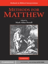 Methods for Matthew ebook by