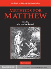 Methods for Matthew ebook by Mark Allan Powell