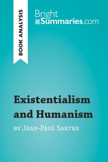 sartre existentialism and humanism