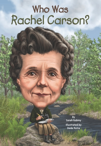 Who Was Rachel Carson? ebook by Sarah Fabiny,Who HQ
