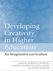Developing Creativity in Higher Education - An Imaginative Curriculum ebook by