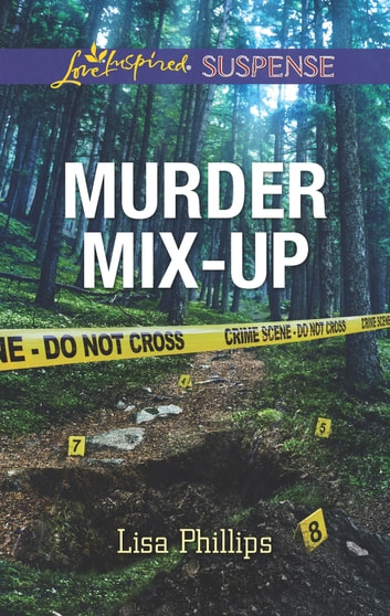 Murder Mix-Up ebook by Lisa Phillips