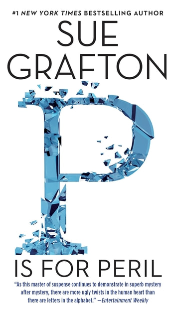 P Is for Peril ebook by Sue Grafton