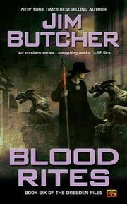 Blood Rites - Book six of The Dresden Files ebook by Jim Butcher