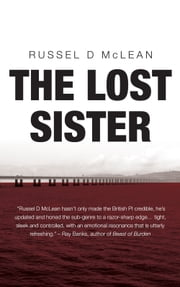 The Lost Sister ebook by Russel D McLean
