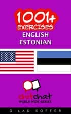 1001+ Exercises English - Estonian ebook by Gilad Soffer