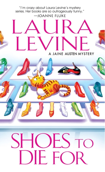Shoes to Die For ebook by Laura Levine