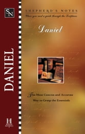 Shepherd's Notes: Daniel ebook by Stephen Miller