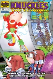 "Knuckles the Echidna #20 ebook by Ken Penders,Patrick ""SPAZ"" Spaziante,Manny Galan,Andrew Pepoy,Barry Grossman"