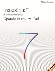 Ipriročnik iPad ebook by Matjaž Štrancar