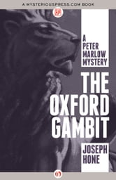 The Oxford Gambit ebook by Joseph Hone