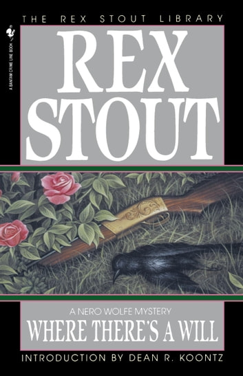 Where There's a Will eBook by Rex Stout