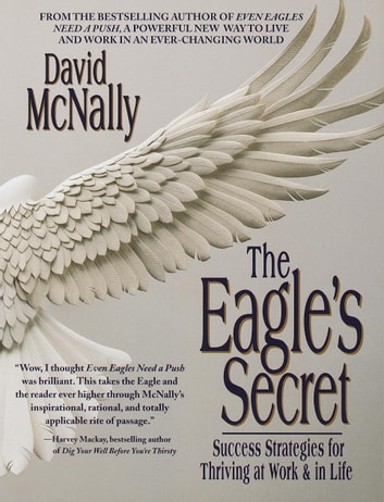 The Eagle's Secret - Success Strategies for Thriving at Work & in Life ebook by David McNally