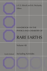 Handbook on the Physics and Chemistry of Rare Earths ebook by Jean-Claude G. Bünzli,Vitalij K. Pecharsky