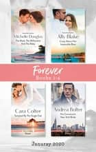 Forever Box Set 1-4 Jan 2020/The Maid, the Millionaire and the Baby/Crazy About Her Impossible Boss/Tempted by the Single Dad/His Conv ebook by Cara Colter, Ally Blake, Michelle Douglas,...