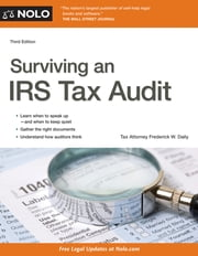 Surviving an IRS Tax Audit ebook by Frederick W. Daily