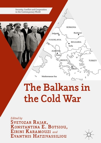 Greece and the Cold War: Front-line State, 1952-1967 (Cold War History)