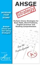 AHSGE Test Strategy ebook by Complete Test Preparation Inc.