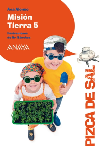 Misión Tierra 5 ebook by Ana Alonso
