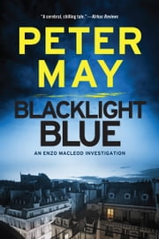 Blacklight Blue ebook by Peter May