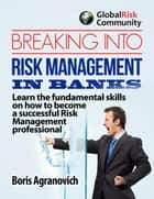 Breaking Into Risk Management In Banks ebook by Boris Agranovich
