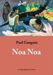 Noa Noa ebook by Paul Gauguin