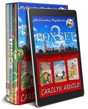 McKinley Mysteries Box Set Three: Books 7-9 - McKinley Mysteries Box Set ebook by Carolyn Arnold