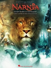 The Chronicles of Narnia (Songbook) - The Lion, the Witch and The Wardrobe ebook by Harry Gregson-Williams