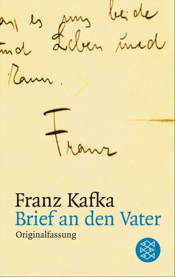 Brief an den Vater ebook by Franz Kafka,Roger Hermes