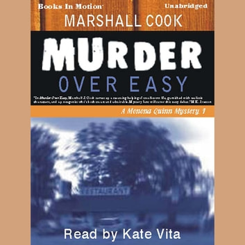 Murder Over Easy audiobook by Marshall Cook