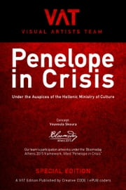 Penelope in Crisis - Bloomsday Athens 2015 ebook by Visual Artists Team