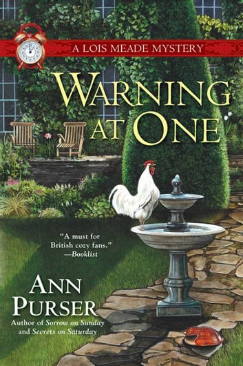 Warning at One ebook by Ann Purser