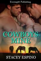 Cowboys Mine ebook by Stacey Espino