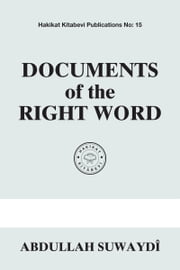 Documents of the Right Word ebook by Abdullah Suwaydî