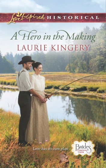 A Hero in the Making ebook by Laurie Kingery