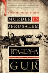 Murder in Jerusalem ebook by Batya Gur