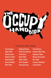 The Occupy Handbook ebook by Janet Byrne