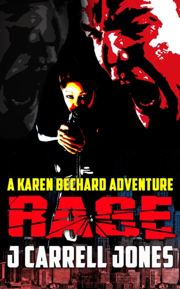 Rage ebook by J Carrell Jones