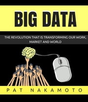 Big Data: the Revolution That Is Transforming Our Work, Market and World