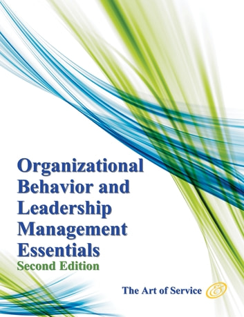leadership and organizational behavior 2 Leadership and organizational behavior in education: theory into practice by william a owings leslie s kaplan and a great selection of similar used, new and collectible books available now at abebookscom.