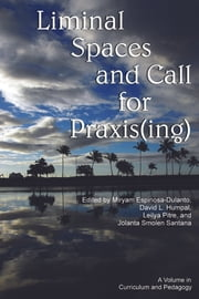 Liminal Spaces and Call for Praxis(ing) ebook by Miryam Espinosa-Dulanto,David L. Humpal,Leilya Pitre,Jolanta Smolen Santana