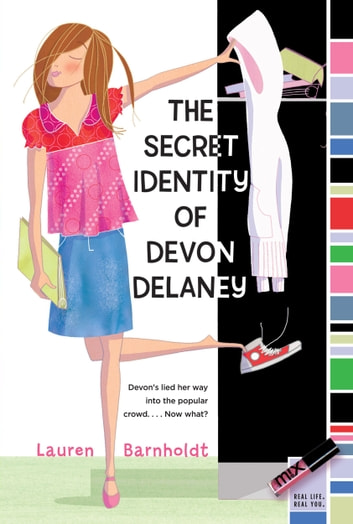 Secret Identity of Devon Delaney ebook by LAUREN BARNHOLDT