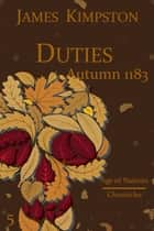 Duties ebook by James Kimpston