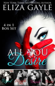 All You Desire Purgatory Club Bundle ebook by Eliza Gayle