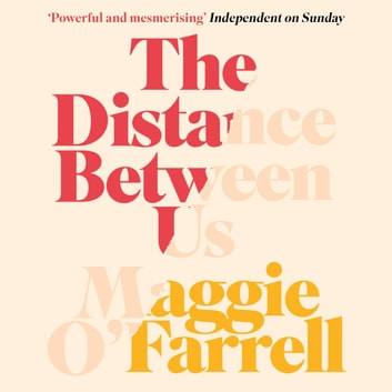 The Distance Between Us audiobook by Maggie O'Farrell