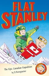 Image result for flat stanley in canada book cover