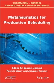 Metaheuristics for Production Scheduling ebook by
